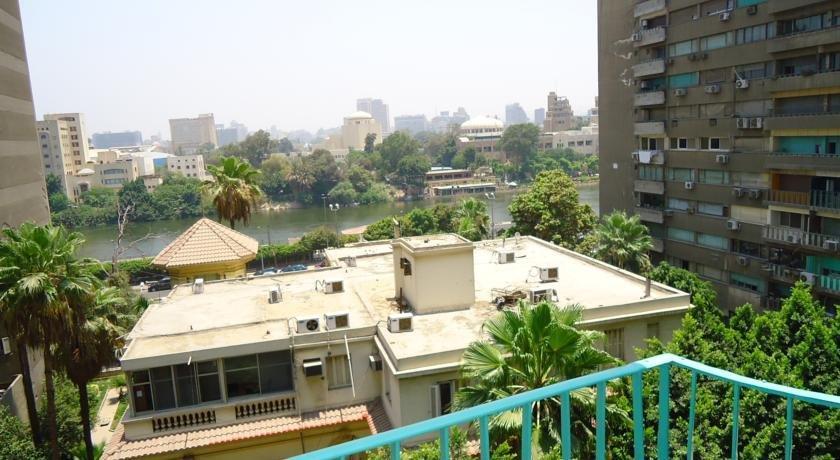 Pharaohs Hotel Cairo