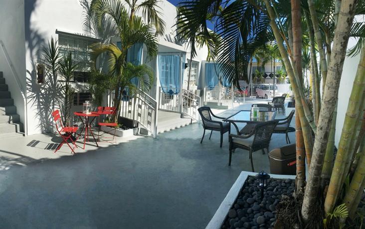 Byron Avenue  Miami Beach United States
