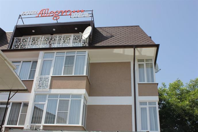 Отель Аллегро