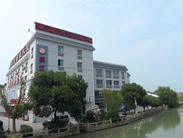 Jinting Business Hotel Suzhou