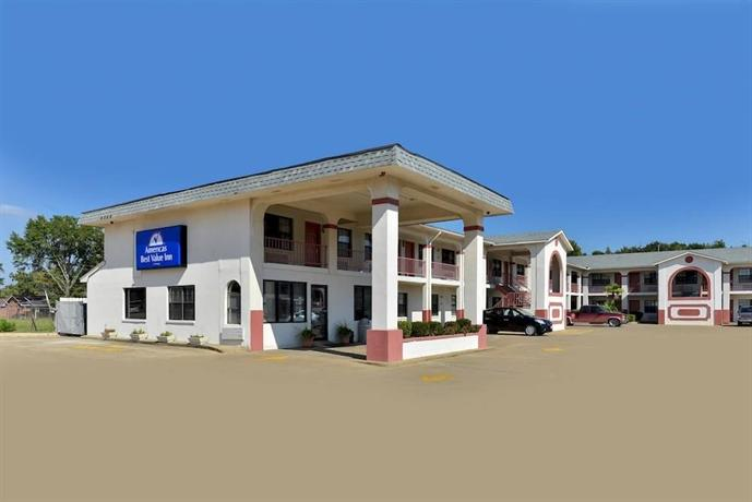 Americas Best Value Inn Meridian