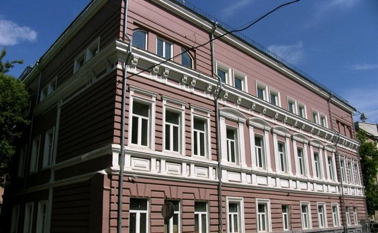 Pushkin Hotel Moscow