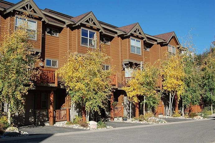Sawmill Station Townhomes Winter Park Colorado