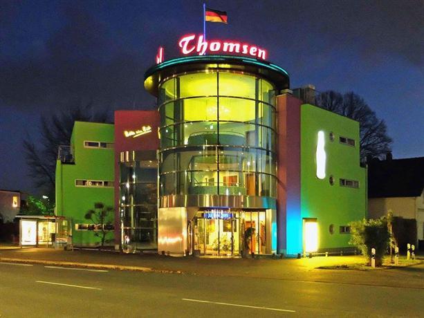 Hotel restaurant thomsen delmenhorst compare deals for Hotels in delmenhorst