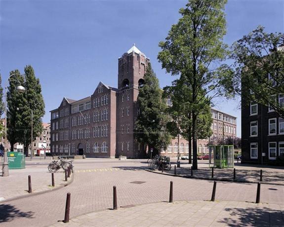 Hostel Amsterdam Zeeburg