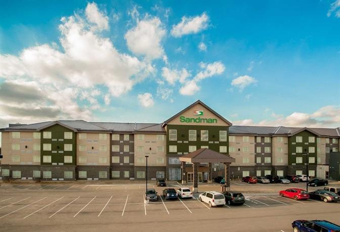 Sandman Hotel Oakville Ontario