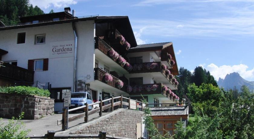 Hotel Garni Gardena - Appartments