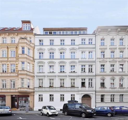 Homage design apartments berlino offerte in corso for Berlino hotel design