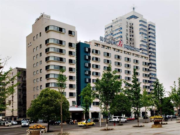 Jinjiang Inn Select Wuhan Chu Hehan Street Shuiguohu