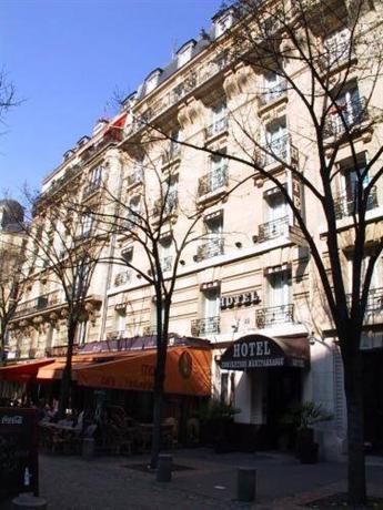 Hôtel Convention Montparnasse