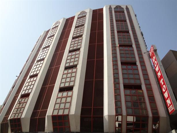 Downtown hotel dubai compare deals for Hotels in downtown dubai