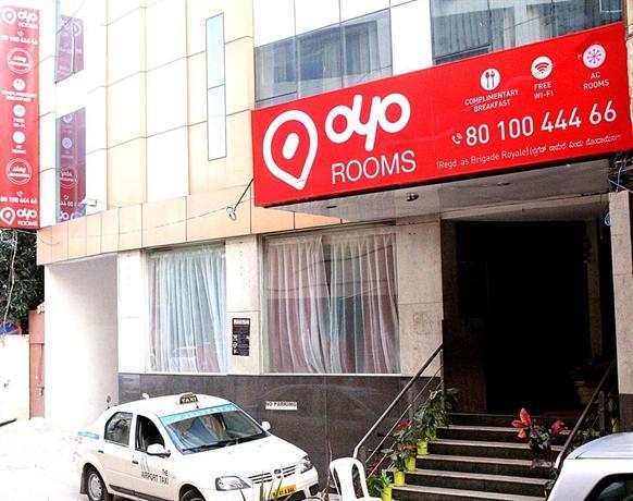 OYO 316 Hotel Brigade Royale Bangalore