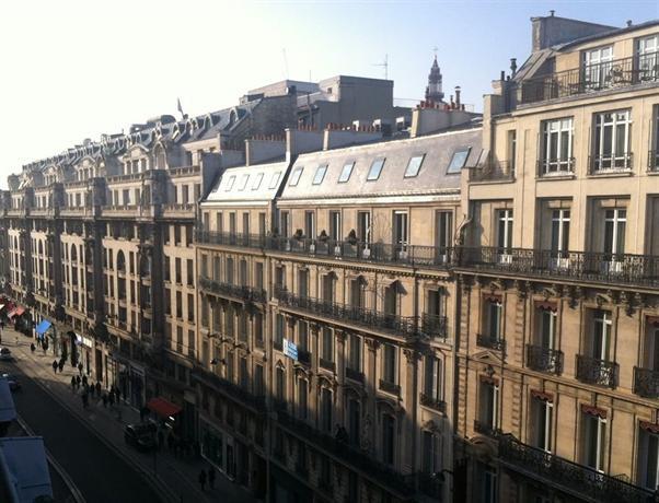 Hotel Oceanic Grands Magasins Paris