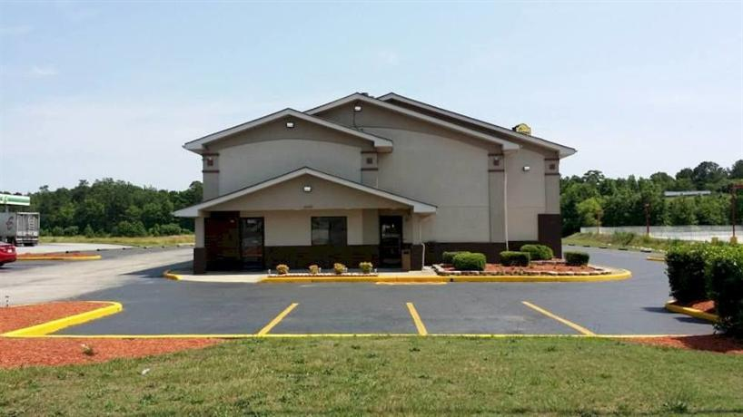 Super 8 Motel Franklin Virginia