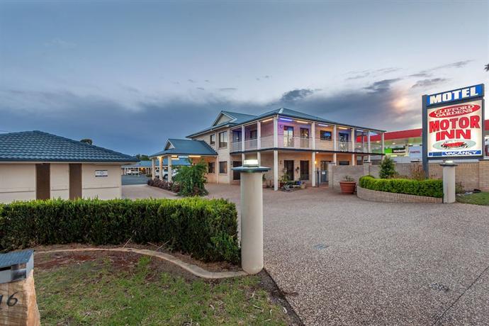 Clifford Gardens Motor Inn