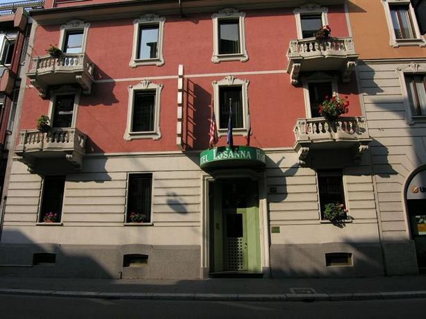 Hotel Losanna Milan