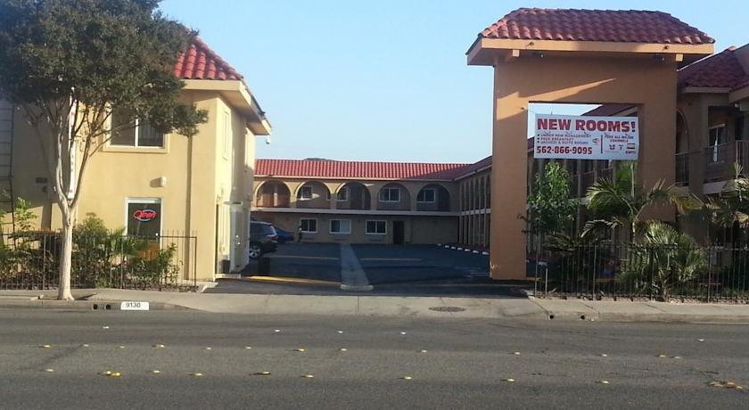 Rodeway Inn and Suites Bellflower