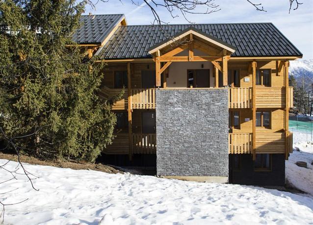 Residence Soleilvacances Pra-loup 1600