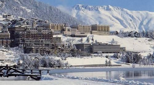 Ferienwohnung St Moritz צילום של הוטלס קומביינד - למטייל (2)