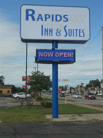 Rapids Inn And Suites