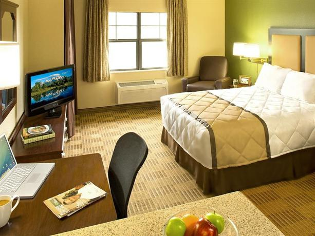 Extended Stay America Hotel San Jose California