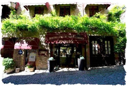 Logis Hostellerie du Vieux Cordes