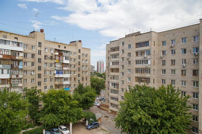 Apartments on Chernishevskogo