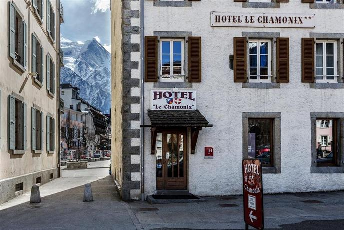 Hotel Le Chamonix Chamonix-Mont-Blanc