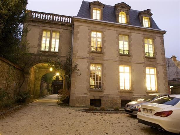 Villa Beaupeyrat Appart Hotel Limoges