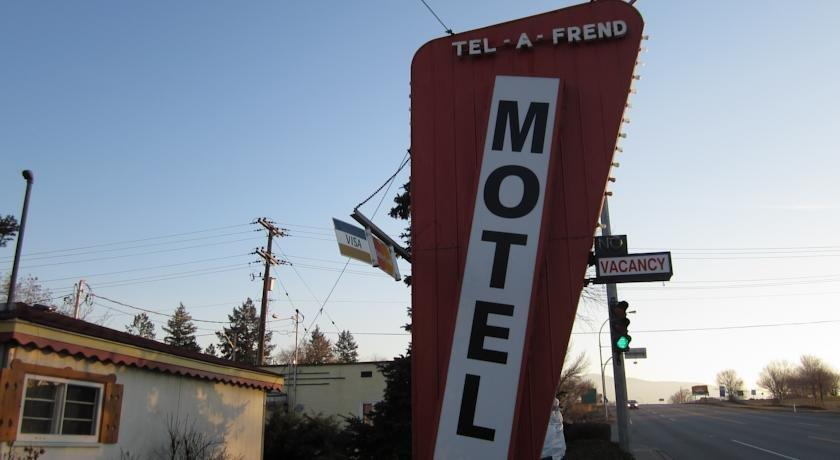 Tel-A-Friend Motel