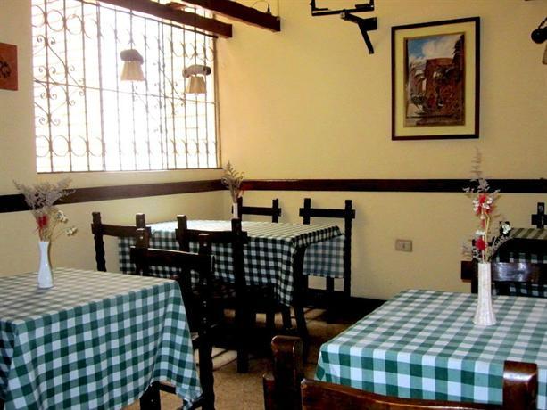 About Senorio Gran Hotel Lima