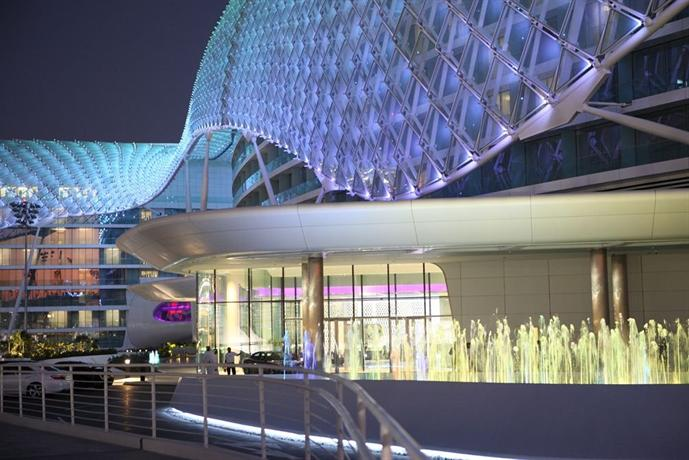 Yas Viceroy Abu Dhabi