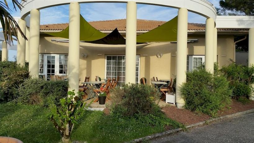 Inter-Hotel Bordeaux Sud Le Cottage d'Amphitryon