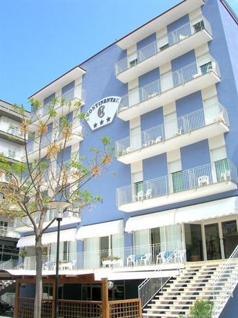 Hotel Continental Pesaro Recensioni