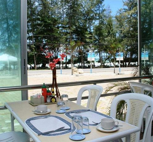 About Nice Beach Hotel Rayong