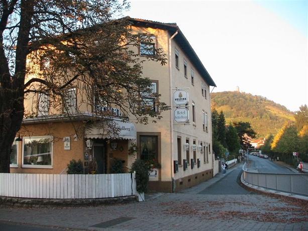 Hotel Schlossberg Heppenheim