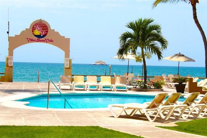 Villas buena vida rincon de guayabitos compare deals for Hotel luxury rincon de guayabitos