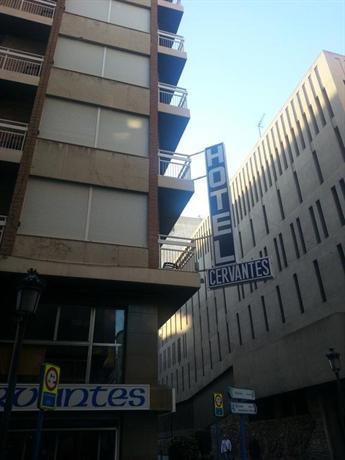 Hotel Residencia Cervantes