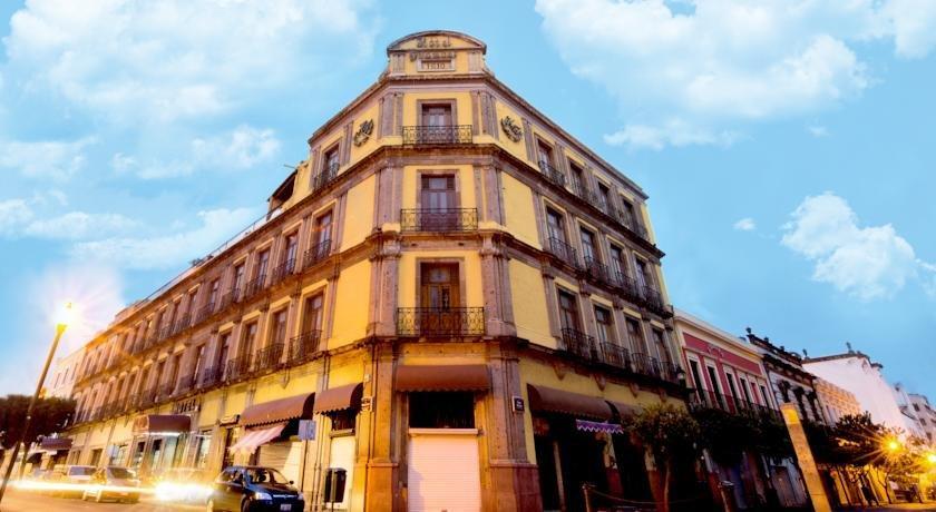 Frances Hotel Guadalajara
