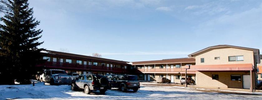 Horizon Motel St Albert Alberta