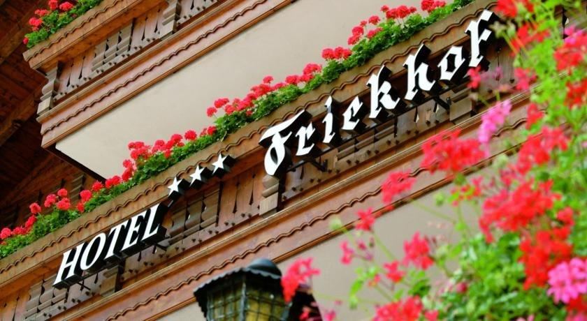 Hotel Frickhof St Leonhard