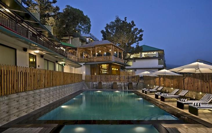 Fortune park moksha dharamshala mcleod ganj photos reviews - Hotels in dharamshala with swimming pool ...