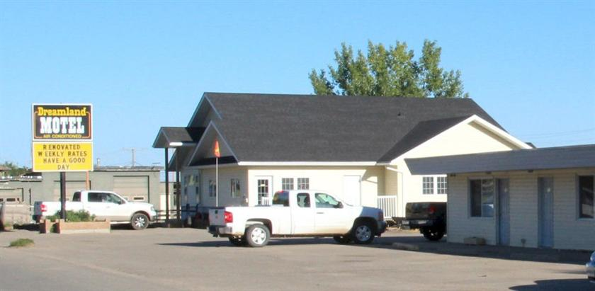 Dreamland Motel Moose Jaw