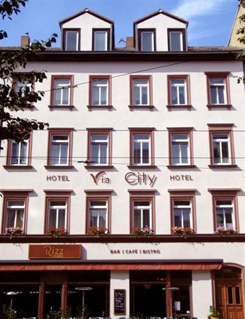 Hotel Via City Leipzig Mitte