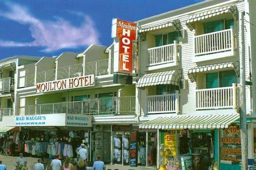 About The Moulton Hotel