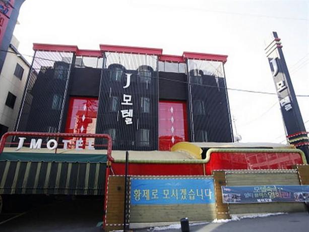 Goodstay J Motel Songdo