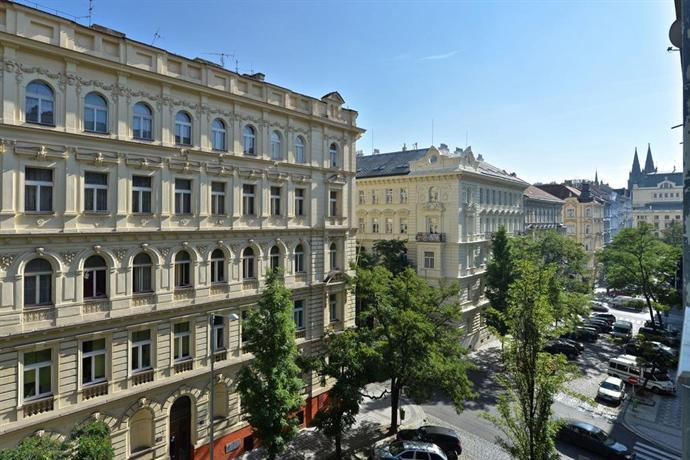 Prague luxury apartment compare deals for Designer apartment prague