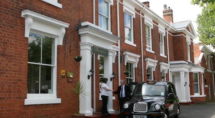 The Edgbaston Palace Hotel Restaurant