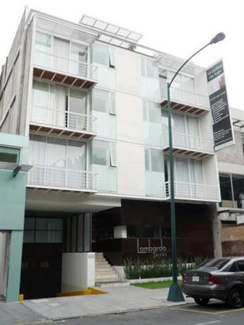 Lombardo Suites Hotel Mexico City
