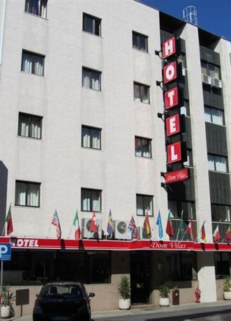 Dom Vilas Hotel Braga